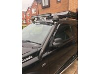 Landrover FreeLander with Off Road Modifications