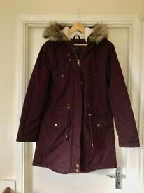 Winter Coat (size 14) - new without tags.