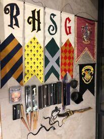 Incredible Harry Potter Bundle, Decorations, Wands etc - great party kit