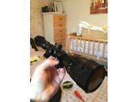 Nikko Stirling 3-9x50 scope