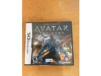 Nintendo DS Avatar game *NEW £10