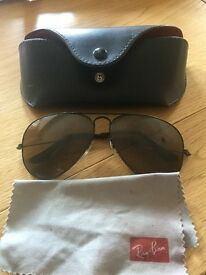 Ray Ban Aviators - £25 priced to sell