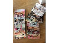 Vogue Magazines clear out