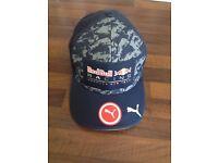 Red Bull F1 team baseball cap