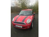 2007 Mini Hatch 1.4 One, 3 Door Low Miles