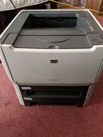 HP Laserjet Printer P2015DN Network Printer (Monochrome)