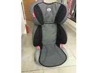 Brittax car seat for age 4-12