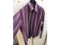Mens Shirt Bundle (some designer, worn once!)