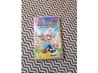 Swap unopened Mario Rabbids for Mario Kart 8