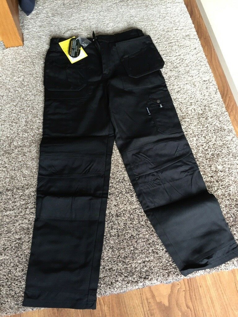 DICKIES EISENHOWER MULTIPOCKET TROUSER SIZE 34R