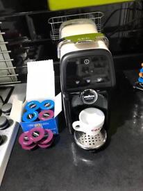 AEG lavazza coffee machine not tassimo