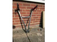 CYCLE CARRIER TOWBALL MOUNTED