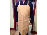 Catering Aprons 100% Polyester - Excellent stain release, colour retention, durability