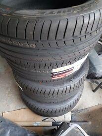 18inch brandnew tyres