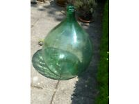 Large Vintage Carboy (In other words, a VERY large wine bottle!)