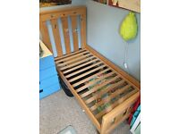 Cot Bed from Mamas and Papas