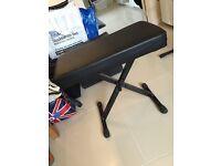 Quicklok piano stool/bench