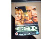 C.S.I. SEASON 7 DVDs