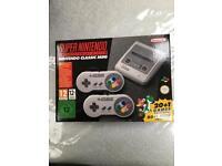 Nintendo classic snes
