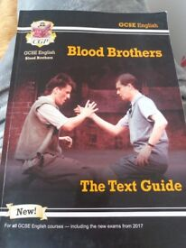 GCSE Blood brothers book