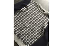 Boys Barbour knitted jumper for sale