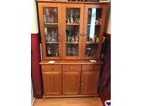* needs to go today * display cabinet