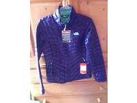 Women's north face thermoball jacket