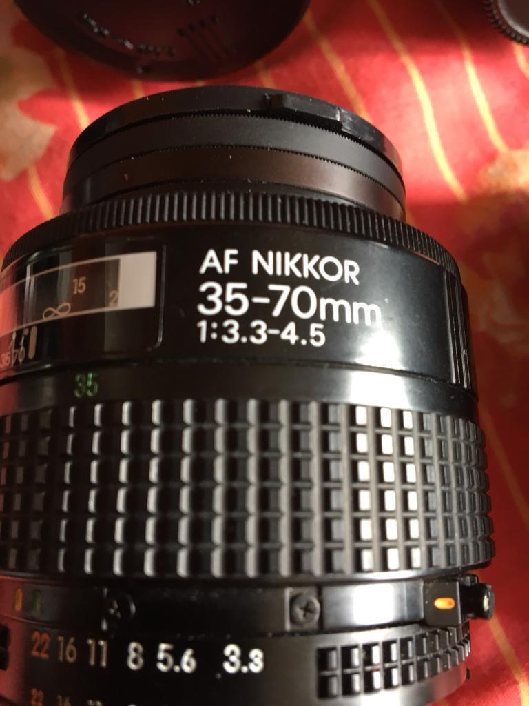NIKON D3200 and D5300