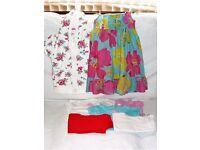 Girl's clothes - Next