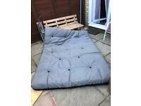 Futon mattress FREE sorry now gone