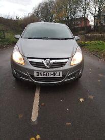 Vauxhall Corsa 1.4 SRi, 1 owner, Full Service History, No Advisory