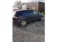 2008 ford s max