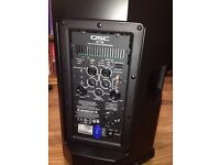 """QSC K12 Powered 12"""" Speaker - like new condition (included QSC bag)"""