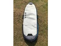 FCS Explorer Funboard Surfboard Bag 6FT 7