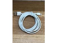 iPhone 5/6/7/7/x charger lead