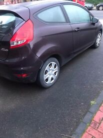 Great condition Ford fiesta Style+ 2009reg
