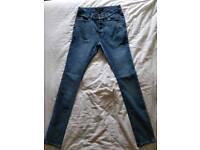 2 pairs Mennace jeans 28R