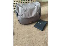 Silver Cross Baby changing bag