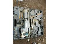 Concrete Digger machine. Breaks hard grounds easily, good condition