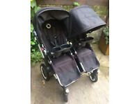 Bugaboo Donkey Duo, loaded with many extras