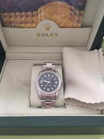 Rolex diamond oyster perpetual new 2 styles available