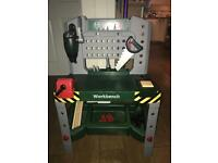Bosch kids tool bench