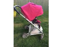 URBO 1 PUSHCHAIR/STROLLER FROM MAMAS AND PAPAS