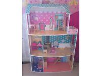 4 ft tall Dolls House