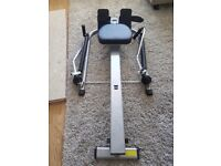 Rowing Machine - Like new - only used twice