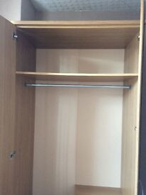 Good size Wardrobe for sale!!