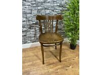 Job Lot 4 Contract Quality Solid Wood Restaurant Chairs
