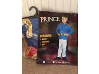 Prince Fancy Dress Costume 9 to 11 Years
