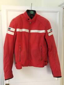 AXO Streetfashion Pro Textile Motorcycle Jacket - Size M
