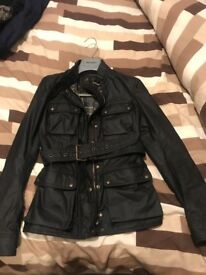 Roadmaster Belstaff wax jacket!